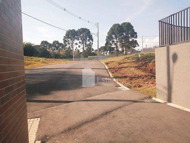 Terreno em condomínio 123m² no Pinheirinho, Curitiba
