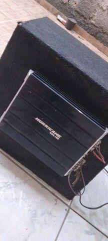Caixa de som com módulo  - Foto 4