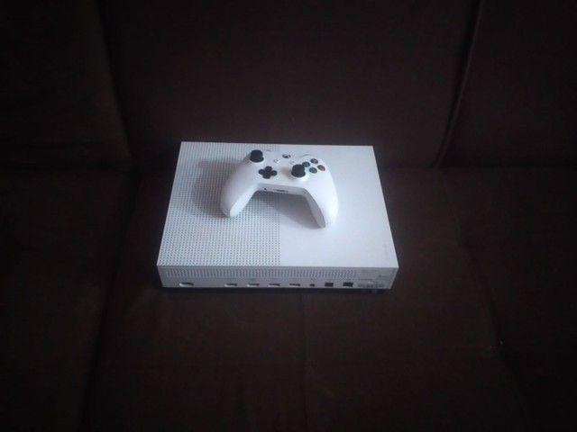 Microsoft xbox one s cor branca  - Foto 2
