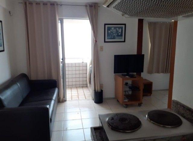 Alugo Flat 01 quarto Mobiliado-Ponta D'areia - Foto 6
