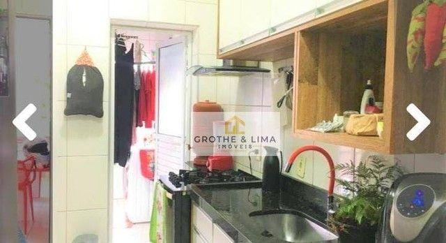 Apartamento com 3 dormitórios à venda, 92 m² por R$ 390.000,00 - Bosque dos Eucaliptos - S - Foto 5