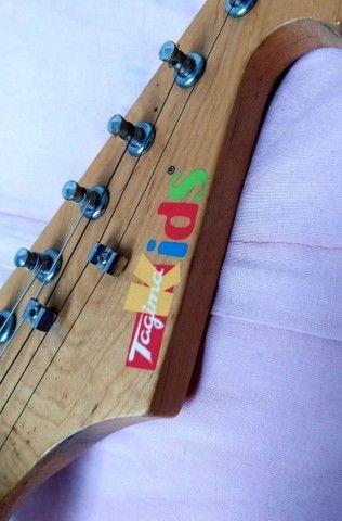 Guitarra infantil Tagima Kids - Foto 3