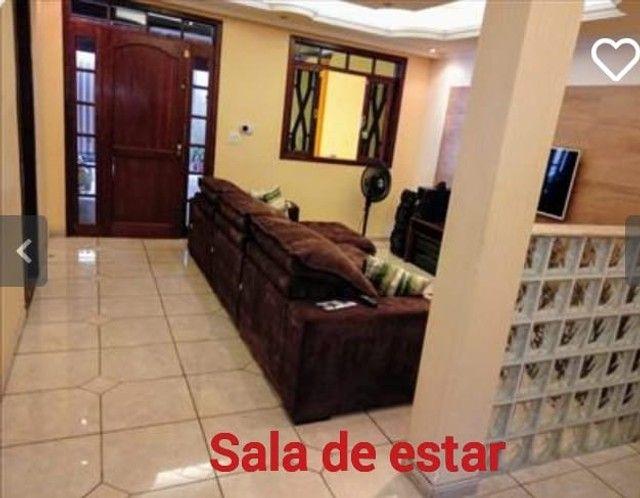 Casa 03 Qtos Suíte Hidro no Sapucaias II Contagem Aceito Troca - Foto 4