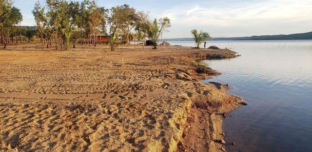 Lançamento chácaras beira lago individual parceladas no boleto  - Foto 12