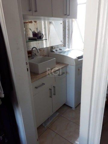 Apartamento à venda com 1 dormitórios em Menino deus, Porto alegre cod:VI4160 - Foto 16