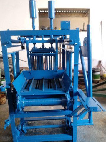 Maquina de Bloco - Foto 2