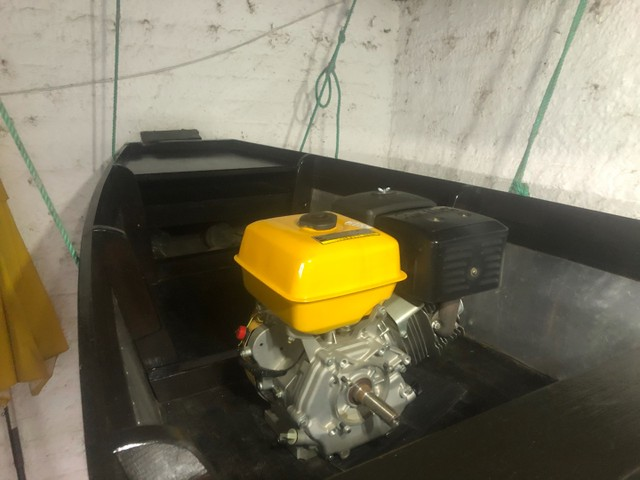 CAICO 6 METROS , + MOTOR FORTEX 13HP , + RABETA 1.70 M - Foto 4