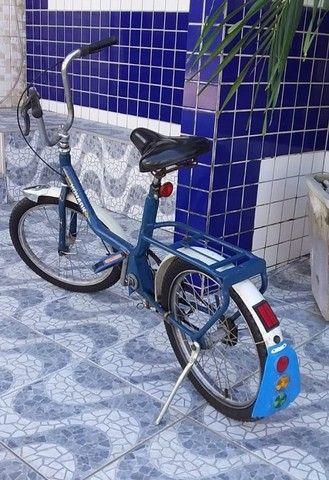Bicicleta Monark Monareta Antiga aro 20 - Foto 5