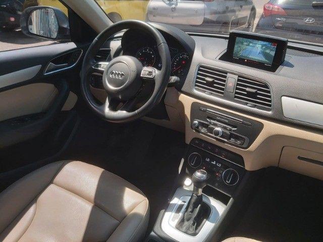 Audi Q3 1.4 Prestige 2019 - Interior caramelo, Segundo dono, 54 mil km - Foto 9