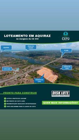 Loteamento Catu Aquiraz, investimento certo !! - Foto 6