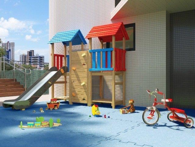 COD 1-487 Apartamento Jardim Oceania 2 quartos bem localizado - Foto 14