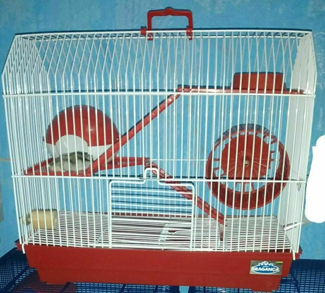 gaiola hamster grande - Foto 3