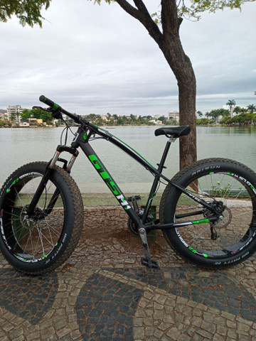 Fat bike aro 26