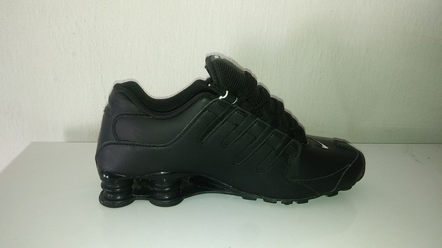 Sapato Nike Shox Nz Preto, 41 - Foto 3