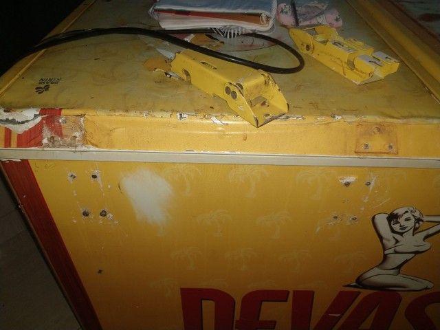 Freezer horizontal da devassa - Foto 3
