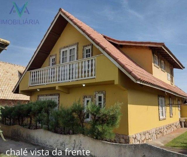 Unamar Casa venda com 100 metros quadrados com 3 quartos em Verão Vermelho (Tamoios) - Cab - Foto 2