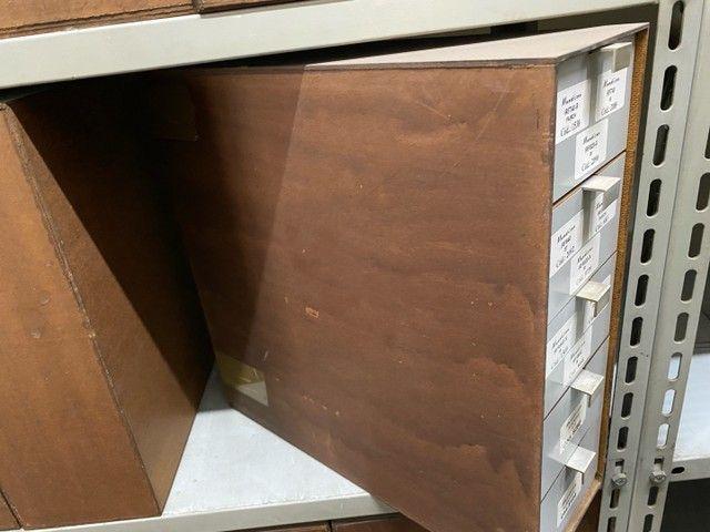 Gaveteiro de eucatex 5 gavetas 39x40x13x6,5 - Foto 3