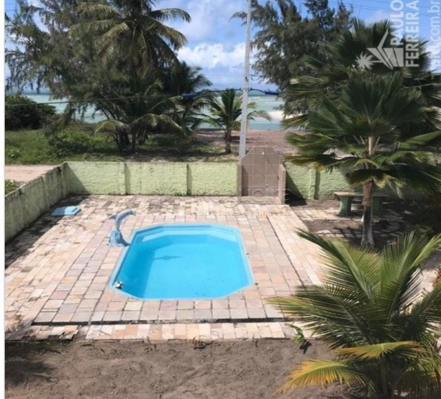 MM* Casa a beira mar da Praia do Sossego - 05 quartos - Foto 3