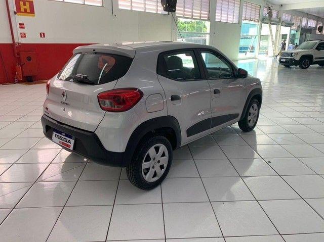 Renault Kwid Zen, novissimo, impecavel, baixissima km, sem entrada parcelas de 999,00!!! - Foto 6