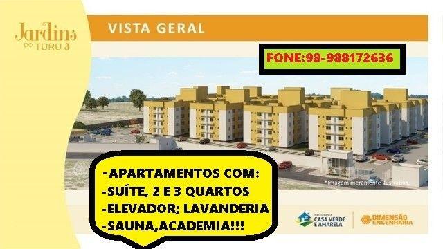 50/Jardim do Turu!com Elevador!