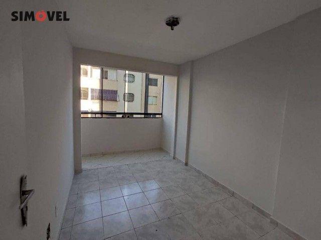 Apartamento com 3 dormitórios à venda, 63 m² por R$ 255.000 - Taguatinga Norte - Taguating - Foto 14
