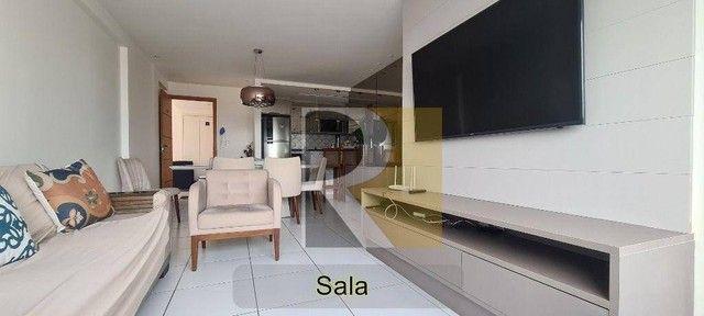 Apartamento com 3 dormitórios à venda, 100 m² - Pedro Gondim - João Pessoa/PB - Foto 4