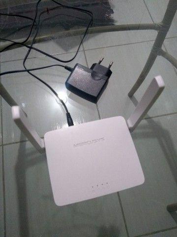 Roteador Mercusys duas antenas - Foto 6