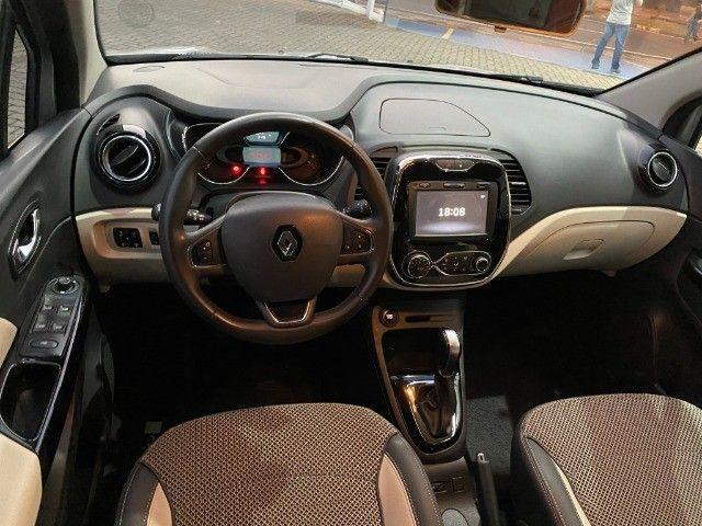 Renault Captur 1.6 SCE Intense X-Tronic 2018 - Foto 8