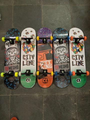 Skate cityline