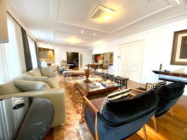 Apartamento espetacular mobiliado, para locação Chacara Itaim