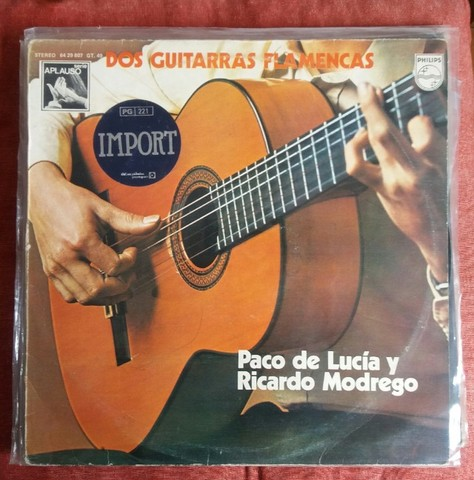 Lp´s Paco de Lucia - Flamenco - Foto 4