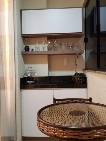 Apartamento com 2 quartos sendo uma suíte, Negrão de Lima! - Goiânia! - Foto 13