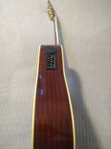 Violão 6 cordas Folk Eagle CH-889. ESTUDO TROCA - Foto 5