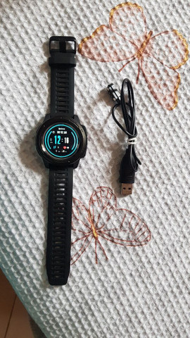 Smartwatch zeblaze vibe 5 novo - Foto 2