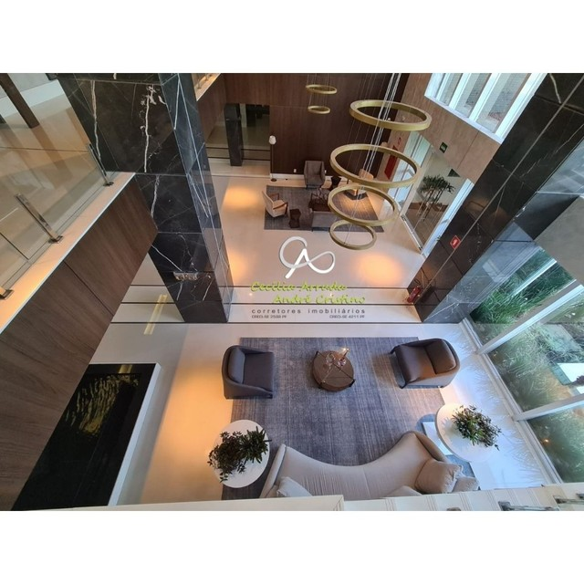 apartamento 4/4 suítes, varanda gourmet, vista livre permanente, Jardins, Aracaju/SE - Foto 7