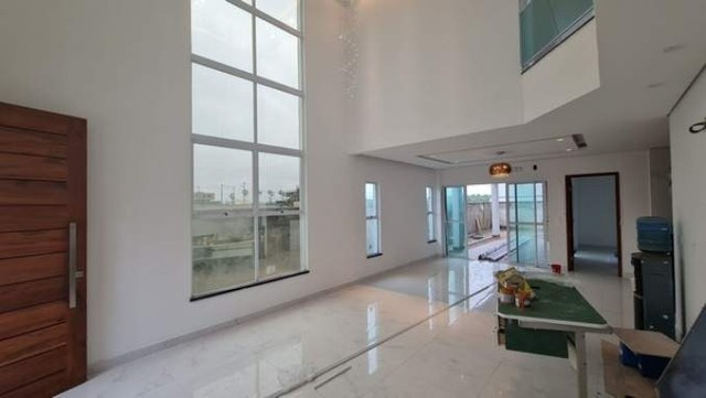 Casa no melhor da cidade alpha, Terras 1, 4 suítes pronta pra morar  #ce11 - Foto 8