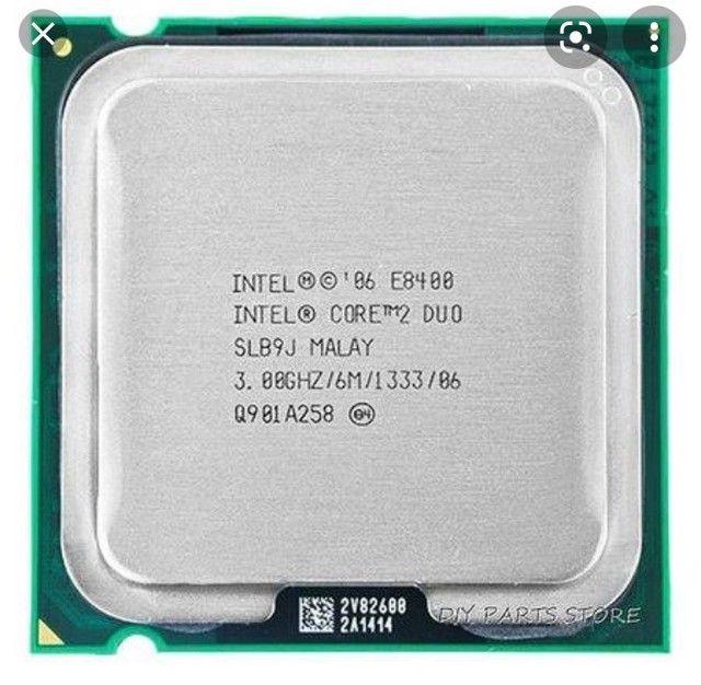 Processador Core 2 Duo 3.0ghz