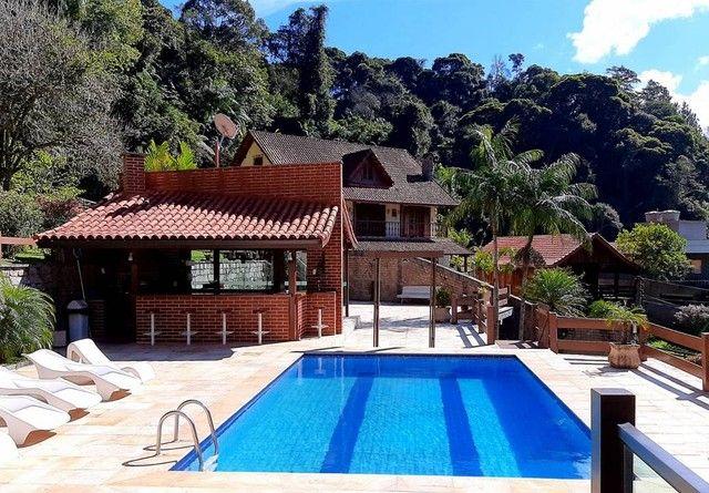 Bela casa de condomínio privilegiado para venda em local valorizado ,Comary , Teresópolis. - Foto 17