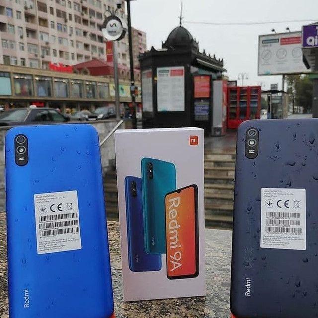 Celular Xiaomi 9A 32GB Novo Original (Versão Global)