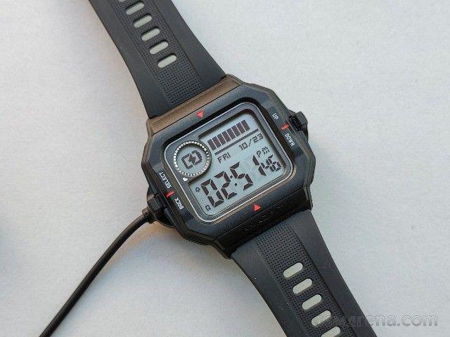 Smartwatch Amazfit Neo Relógio Inteligente Bluetooth - Versão Global - Foto 3