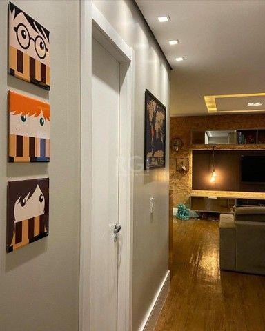 Apartamento à venda com 3 dormitórios em São sebastião, Porto alegre cod:EL56357515 - Foto 9