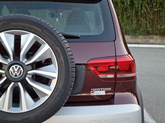 ML- VW Crossfox 1.6 MSI I-MOTION 2015 Completo! - Foto 2