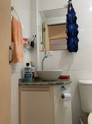 Apartamento em Aparecida, Santos/SP de 50m² 2 quartos à venda por R$ 270.000,00 - Foto 7