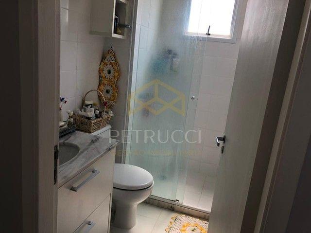 Apartamento à venda com 2 dormitórios em Mansões santo antônio, Campinas cod:AP006547 - Foto 13