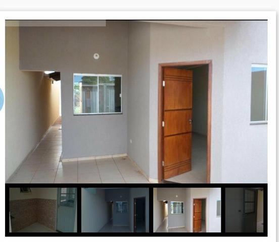 Linda casa no Nova Campo grande!