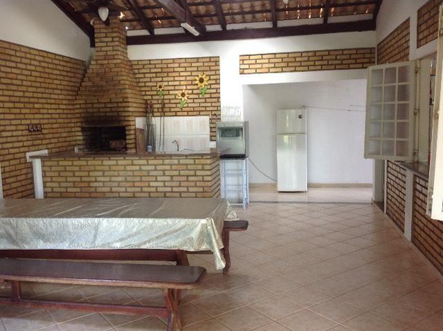 Chale alto padrão 5 dormitórios,pego camionete ou suv ou apartamento em água claras df - Foto 15