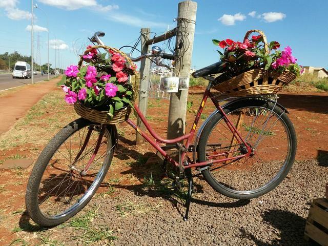 Bicicleta feminina monark ipanema anos 70