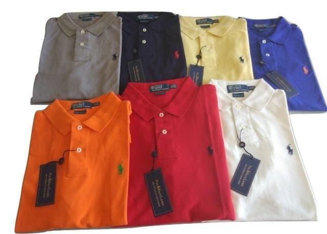 Camisa Polo Ralph Lauren Original Masculina EUA - Roupas e calçados ... 64eb31ce3e5