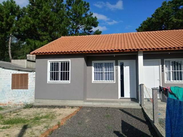 12fc79053726a Casa geminada ja financiada Mobiliada Nova Tramandai Aldeia Lagoa