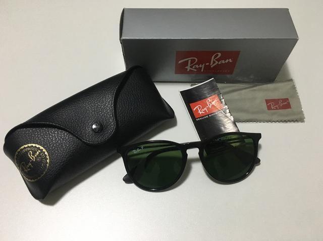 Óculos de Sol Ray-Ban Erika - Bijouterias, relógios e acessórios ... e388fee82c